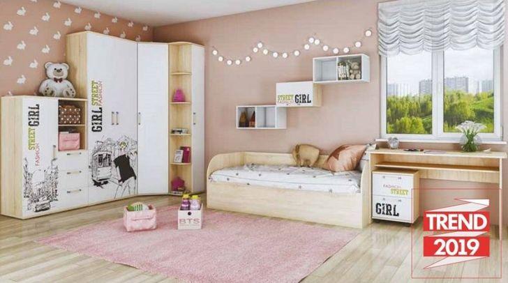 Детская комната Сенди