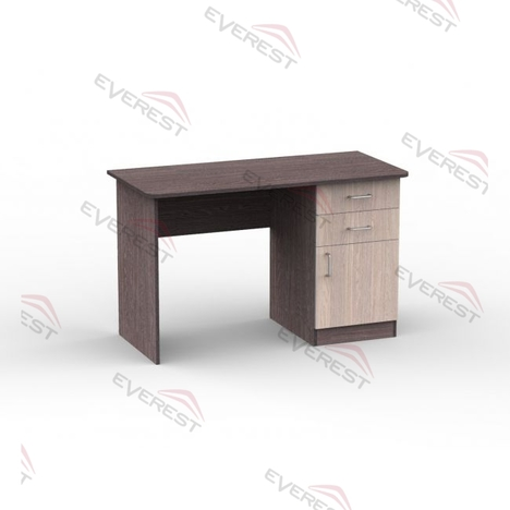 Стол компьютерный 1Т дуб сонома